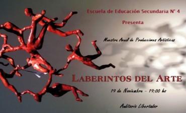 Muestra anual de producciones artísticas