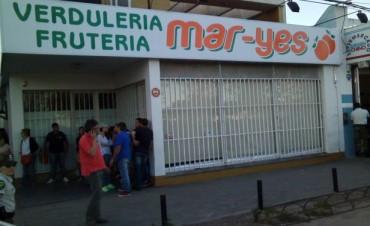 Silvia García apareció asesinada en la verdulería