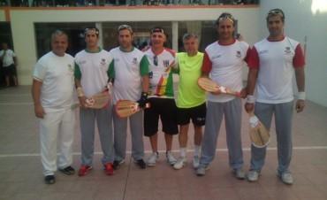 """Flavio Reidelbach y Javier Nicosia ganaron la """"Copa Ramallo"""" torneo """"Ramón y Eduardo Ross"""""""