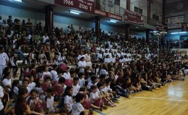 Defensores festeja su 30º Fiesta del deporte