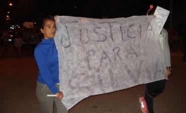 Una multitud participó de la marcha pidiendo justicia por Silvia García