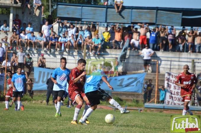 En un partidazo Social y Defensores igualaron 3 a 3, Los Andes goleó a Argentino 4 a 0
