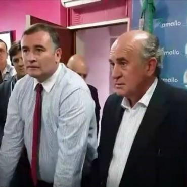 Parrilli se reunió con el Intendente Poletti