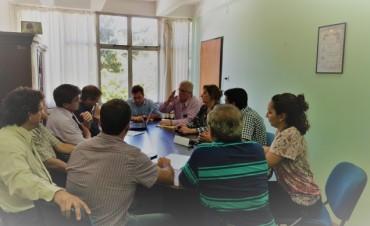 Reunión de ediles del FpV