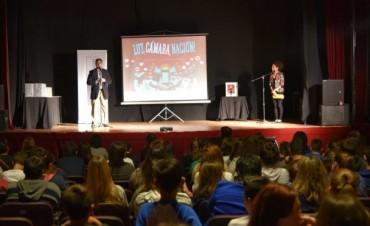 """Se realizaron las entregas de Premios de """"Luz, Cámara, ¡Nación!"""""""