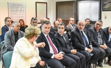 El embajador de Túnez visitó Ramallo junto a un grupo de empresarios de su país