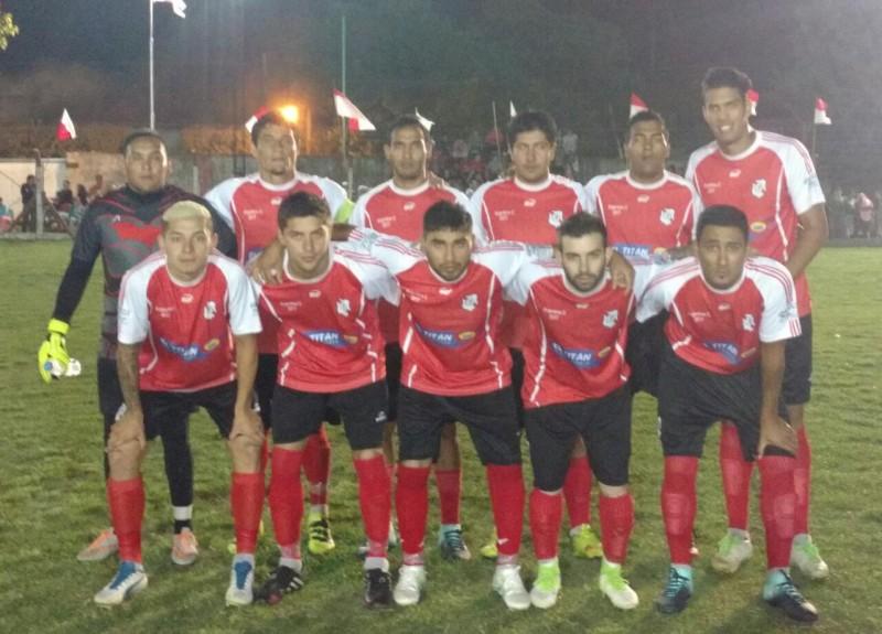 Matienzo derrotó 3 a 1 a Sarmiento de Vedia y es semifinalista