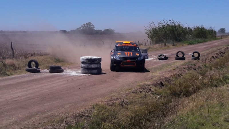 Ya se corre el Rally Federal