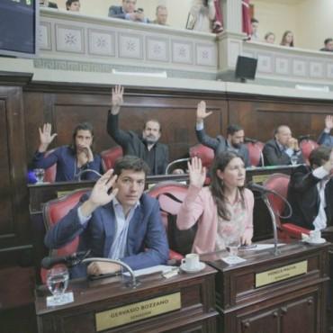 Comunicado de prensa de los legisladores del FpV- PJ