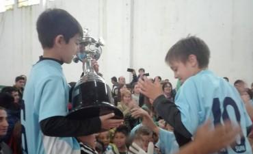 Social se quedó con la Copa Ramallo de fútbol infantil