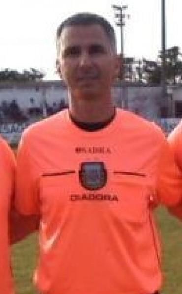 Daniel Asenjo será el árbitro de la final del Clausura