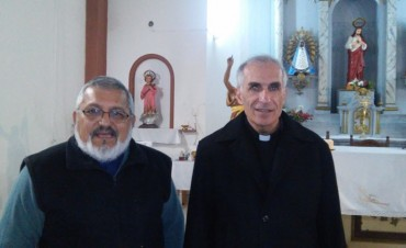 El obispo visitará Villa Ramallo