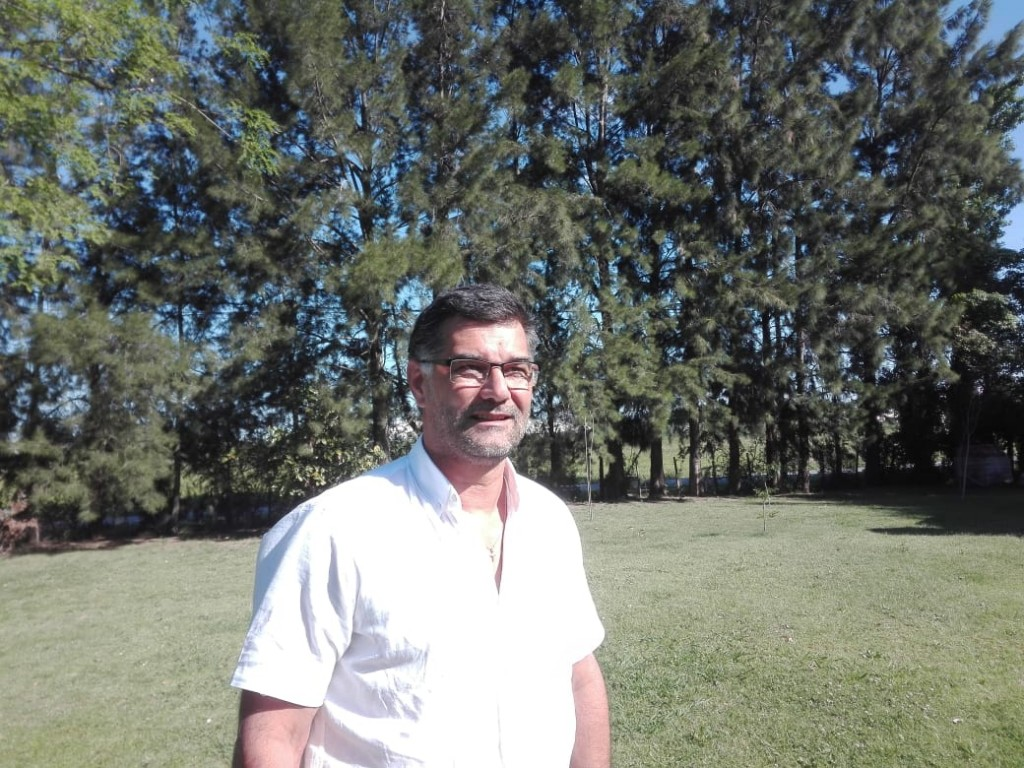 Entrevista al presidente del bloque de Concejales de Cambiemos  Profesor Gustavo Perie