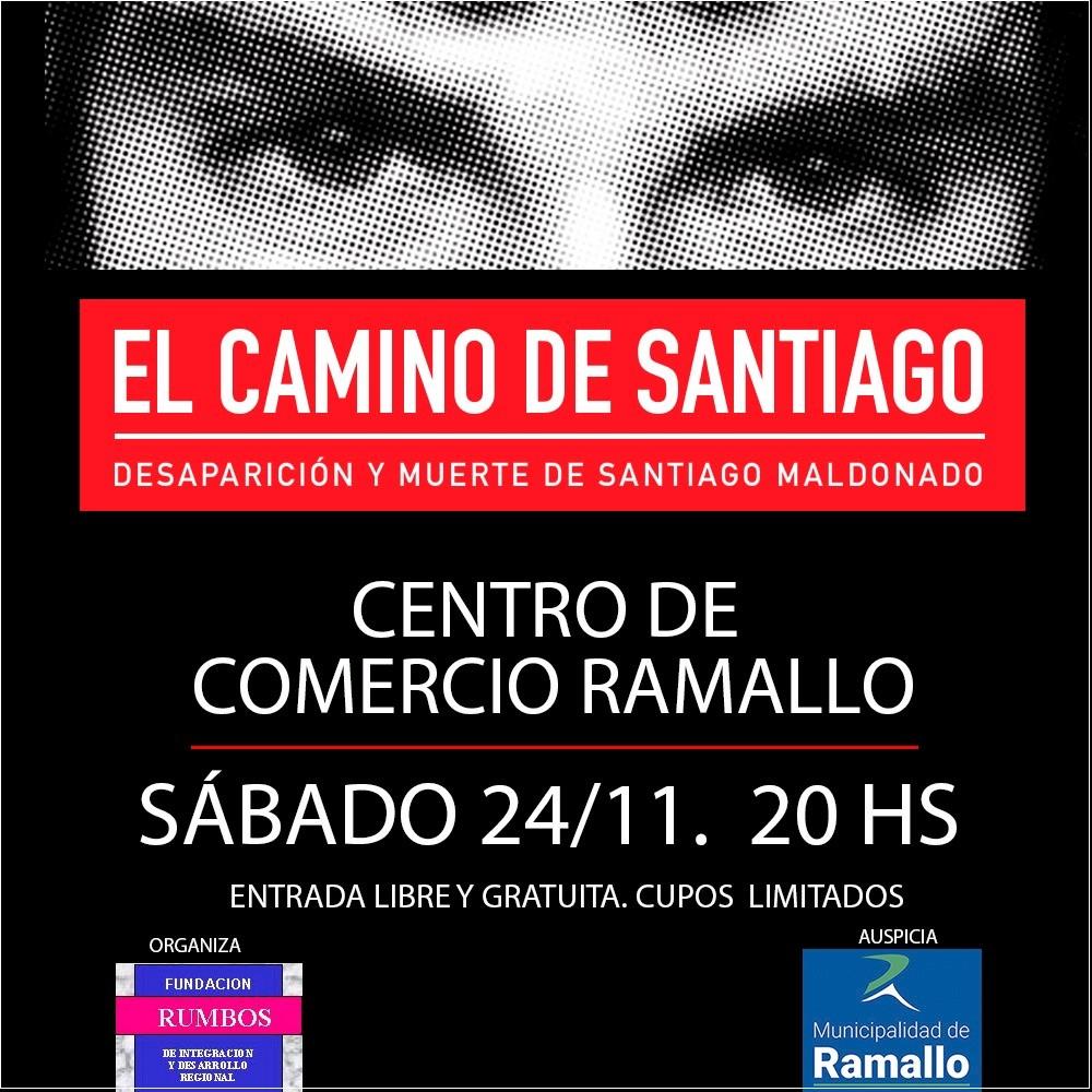 Presentan: 'El Camino de Santiago'