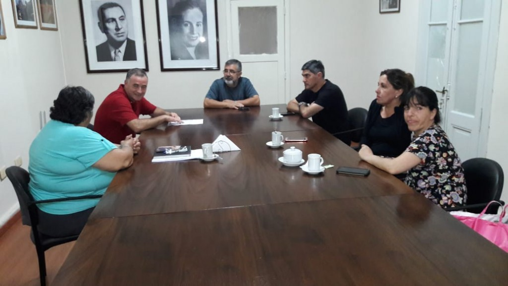 Lescano 'Le expresamos nuestra preocupación al Intendente'