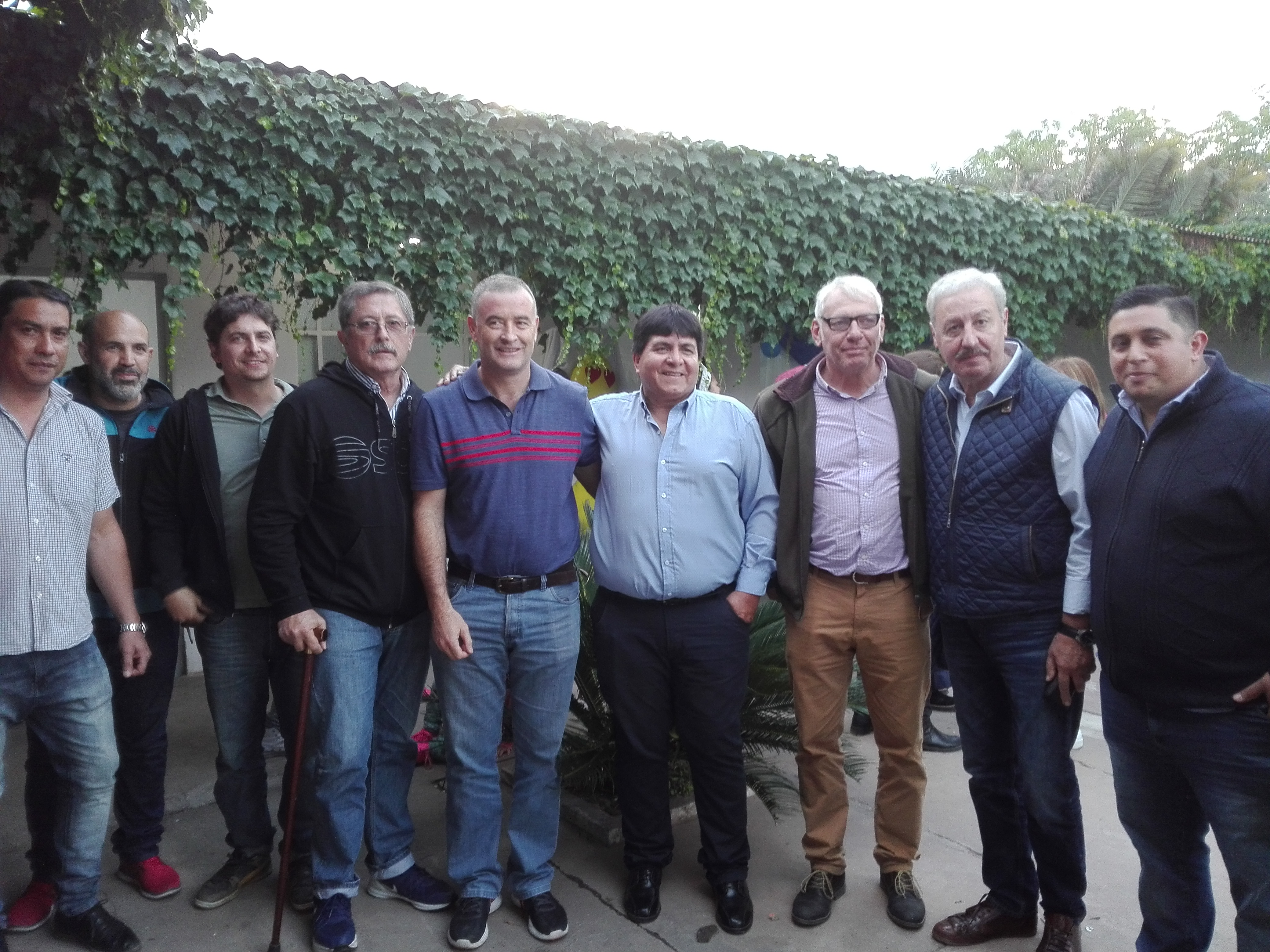 Gómez 'Hace falta tener una propuesta de unidad y trabajo para el 2019'