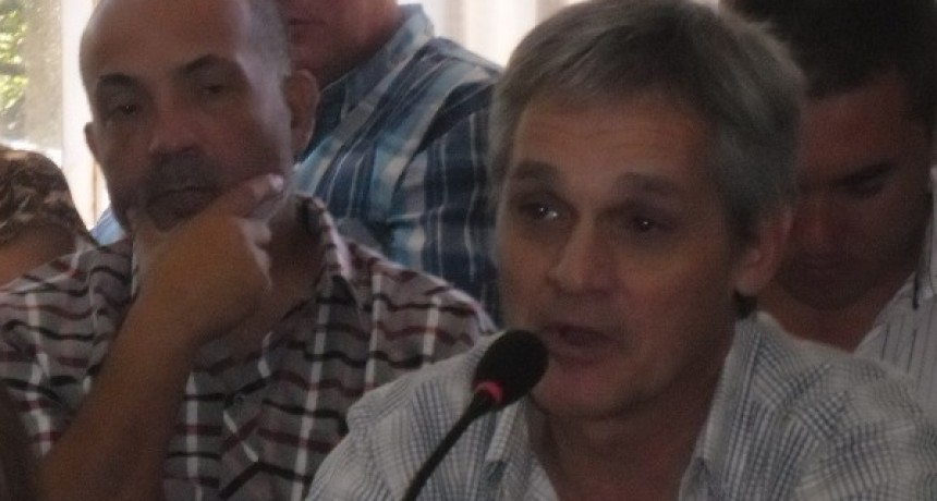 Zanazzi ' tenemos que trabajar sobre el código y tomar en consideración las cuestiones que se han planteado'