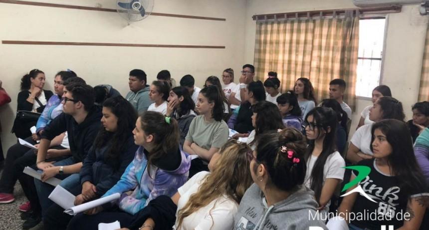 Castro 'Esta Expo Educativa es importante porque viene a despejar dudas tanto de padres como de alumnos'