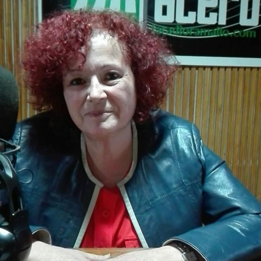 Entrevista a la candidata a Intendente Marisa Bellochio