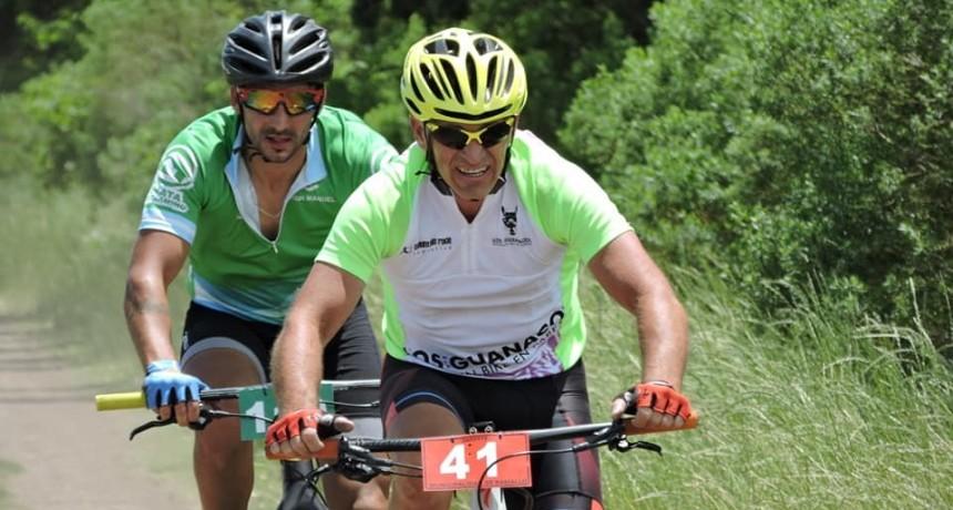 Miguel Marsili el mejor de Ramallo en el Rural Bike local