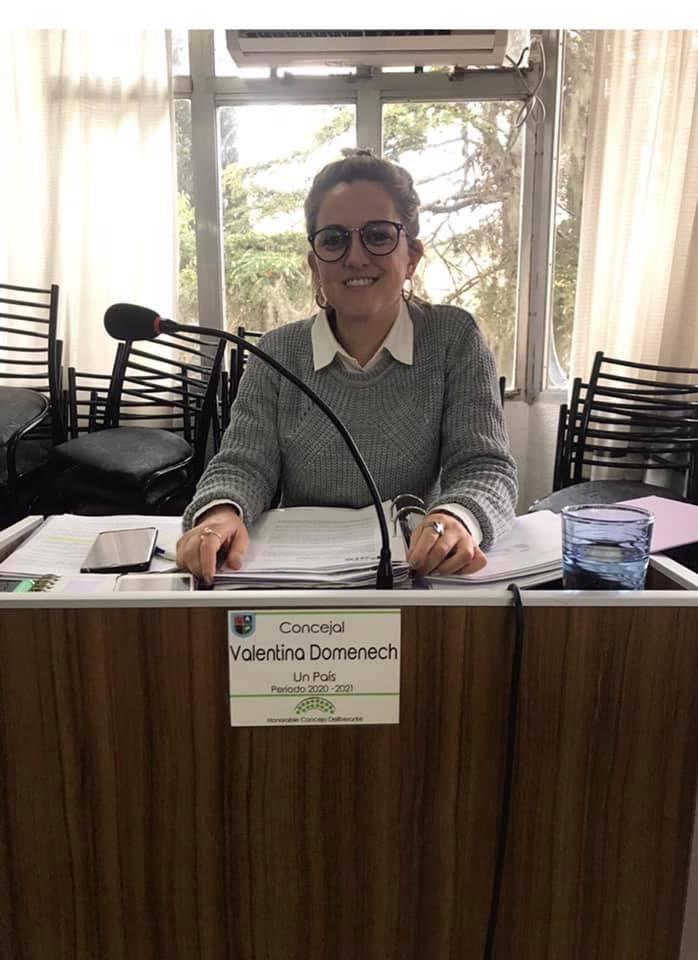 Entrevista a la Dra. Valentina Domenech