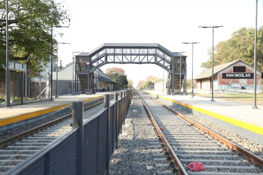 Piden un puente peatonal al Ministerio de Transporte de Nación