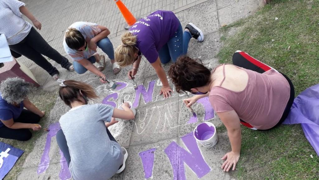 """""""Día Internacional por la Eliminación de la Violencia contra las mujeres"""""""