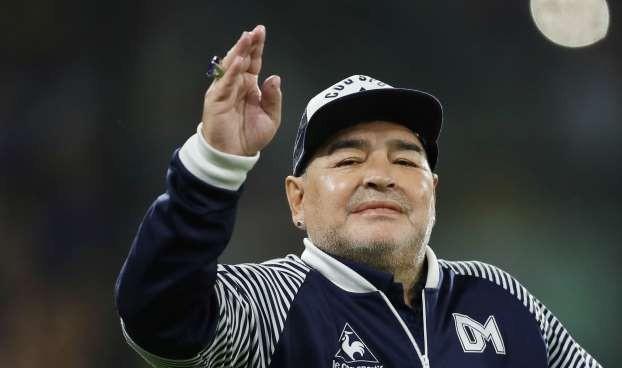 El futbol mundial está de luto: Falleció Diego Maradona
