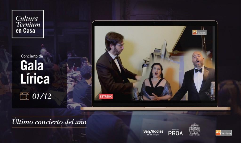 """Cultura Ternium en Casa, 3er Concierto"""