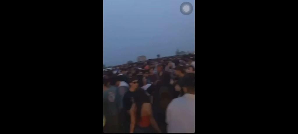 Descontrol y fiesta multitudinaria en el río: vecinos de la ciudad de Ramallo expresaron su preocupación y malestar por lo que está sucediendo