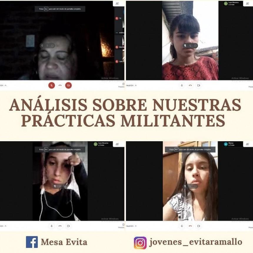 Análisis sobre prácticas militantes