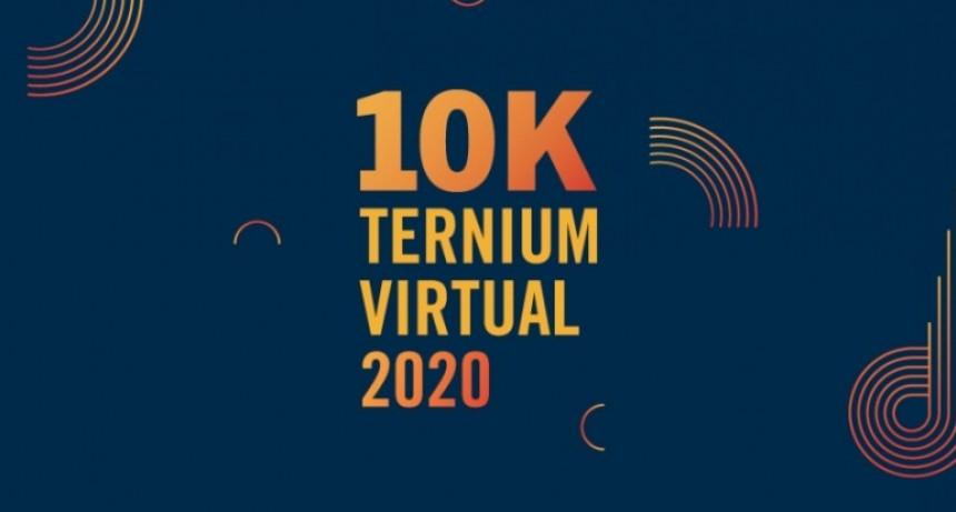 Todo listo para el 10K Ternium Virtual 2020