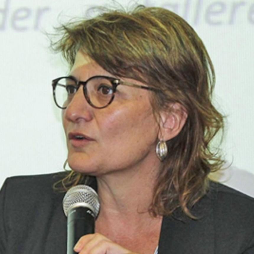 """Laurana Malacalza: """"Esta información nos permitirá un abordaje más integral de las violencias por motivos de género"""""""