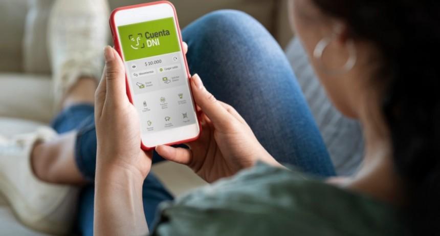 Crece el uso de Cuenta DNI como medio de pago