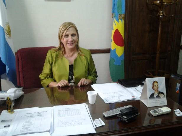 Graciela Rego juró como diputada provincial