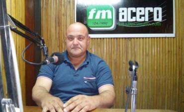 """Alejandro Natalini: """"Hay que trabajar para bajar la presión impositiva y que las PyMES puedan seguir generando empleo"""""""