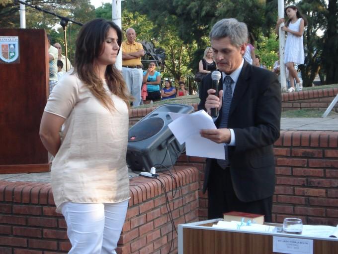 Se abrió el mercado de pases II: Jordana Dentone decidió armar el bloque unipersonal GEN