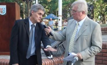 Asumieron los nuevos concejales: Elvio Zanazzi fue designado como presidente del HCD