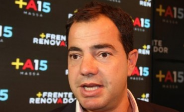 """Lisandro Bonelli  """"Nuestra responsabilidad es la de renovar la política trabajando todos los días"""""""