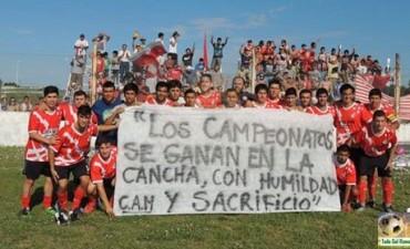 Matienzo goleó a Fútbol San Nicolás y festejo como campeón