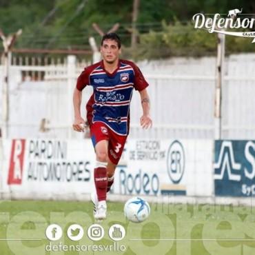 Defensores igualó 1 a 1 con Agropecuario en Carlos Casares