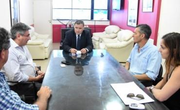 La Empresa Moviport se Instalaría en el partido de Ramallo