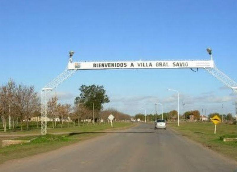Violento robo en Villa General Savio