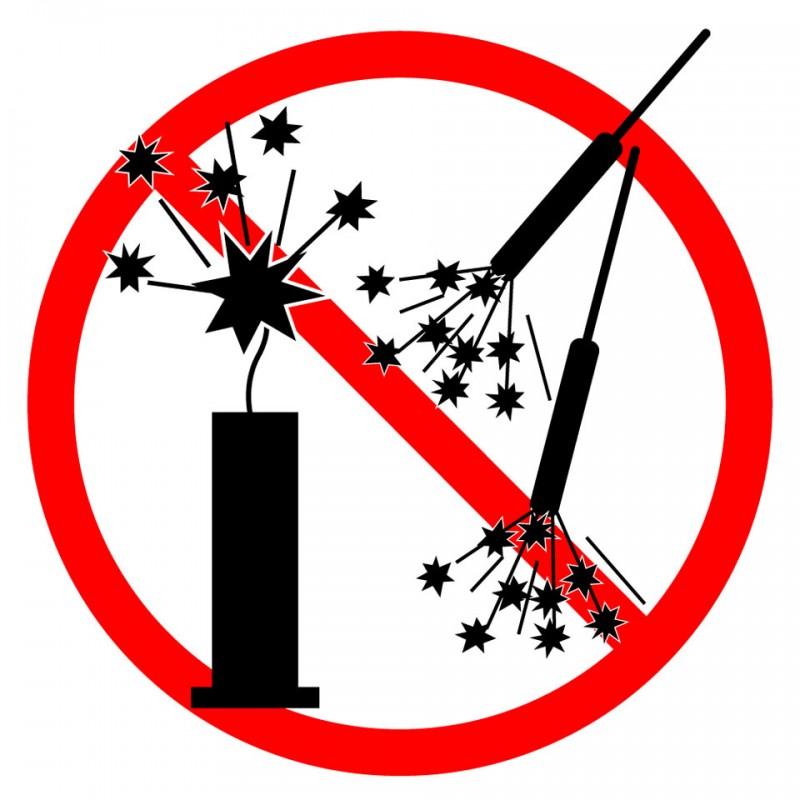 El municipio recuerda : Prohibición Uso de Pirotecnia