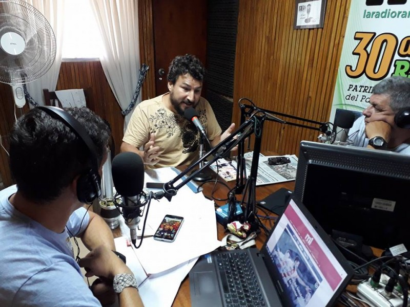 Entrevista a Martín Scarpacci