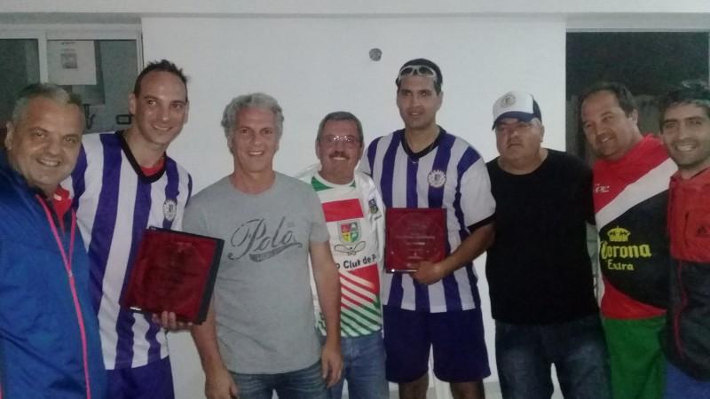 """Con gran éxito se desarrolló el Torneo """"Pucho"""" Agotegaray"""