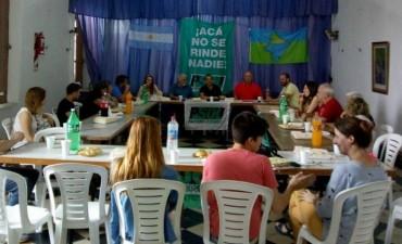 Encuentro del partido Solidario