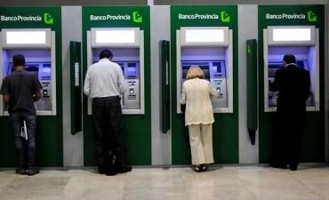 Paro en el Banco Provincia