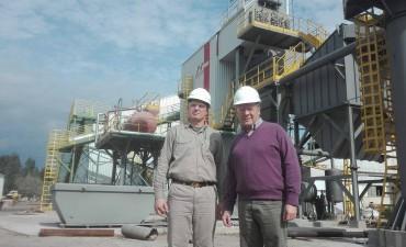 Fiplasto anuncia la puesta en marcha de su Caldera Biomasa