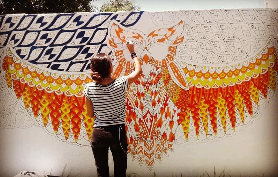 Meraviglia 'Hay un gran trabajo de artistas plásticos locales'